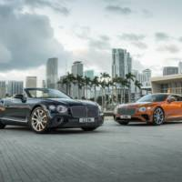 Bentley Continental GT V8 Coupe and Convertible introduced