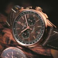 Breitling Premier Bentley Centenary Limited Edition launched in Geneva
