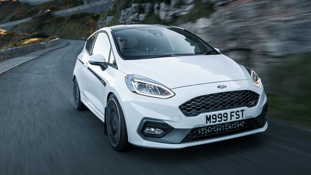 Ford Fiesta ST gets some oomph thanks to Mountune