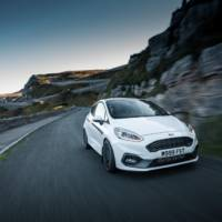 Ford Fiesta ST tuned via an app