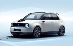 Honda E Prototype is the pre-production version of an upcoming electric vehicle