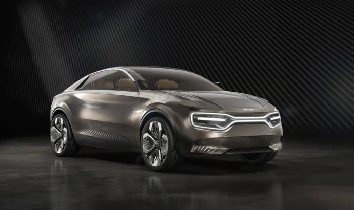 Imagine by Kia is an all-electric concept car