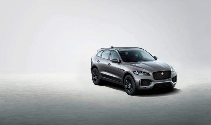 Jaguar F-Pace Chequered Flag Edition available