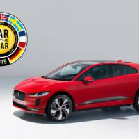 Jaguar I-Pace won the European Car of the Year 2019 award