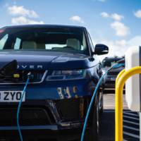 Jaguar and Land Rover installs largest charging facility in UK