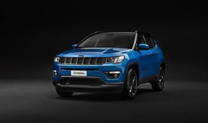 Jeep Compass Night Eagle introduced in Geneva