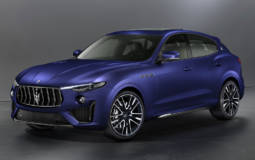 Maserati Levante Trofeo Launch Edition is coming to Europe