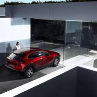 Mazda unveiled the all-new CX-30 SUV during the Geneva Show