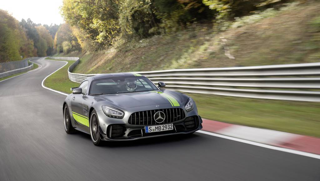 Mercedes-AMG GT R PRO launched in UK