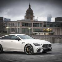 Mercedes-AMG GT53 4-Door Coupe US pricing announced
