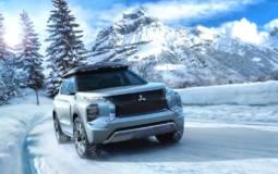 Mitsubishi Engelberg Tourer launched in geneva Motor Show