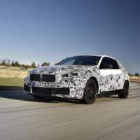 New BMW 1 Series details unveiled