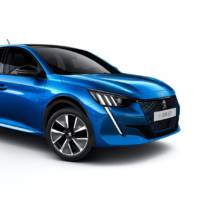 New Peugeot e-208 is first electric model in brands history