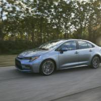 New Toyota Corolla enters production in the US
