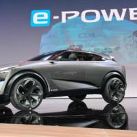 Nissan IMQ Concept official details