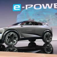 Nissan IMQ Concept official details