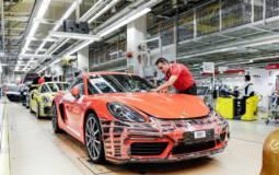 Porsche employees will get 9.700 euros bonus