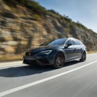 Seat Leon Cupra R ST is the fastest Seat ever