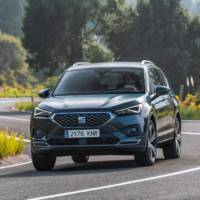 Seat Tarraco awarded 5 stars by EuroNCAP