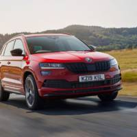 Skoda Karoq and Kodiaq new 2.0 TSi engine available