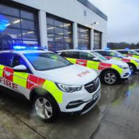 Vauxhall Grandland X chosen by Fire and Rescue services