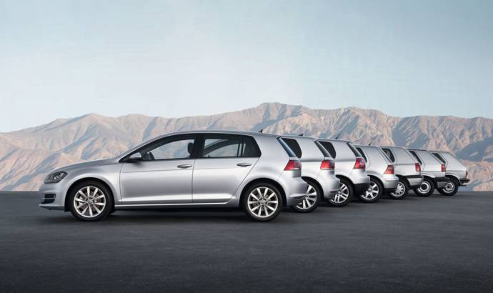 Volkswagen Golf turns 45 years-old