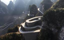 Volkswagen ID. R to tackle Tianmen Shan Big Gate Road