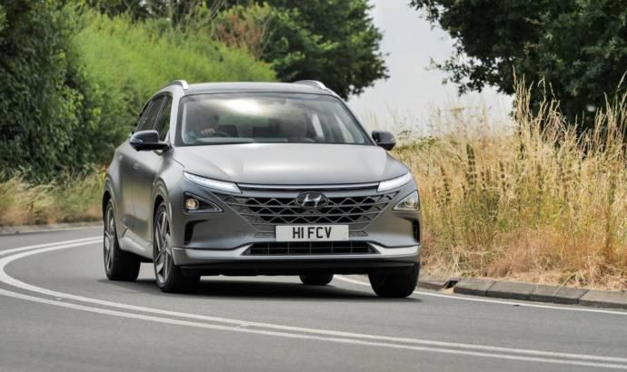 2019 Hyundai Nexo UK pricing announced