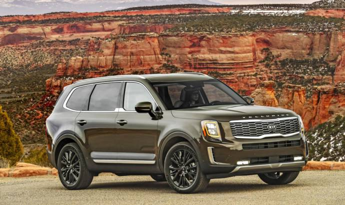 2020 Kia Telluride launched in US
