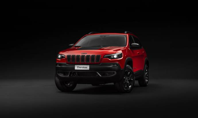 Jeep Cherokee Trailhawk to debut in Geneva Motor Show