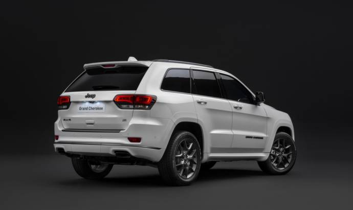 Jeep Grand Cherokee S Limited introduced in Geneva