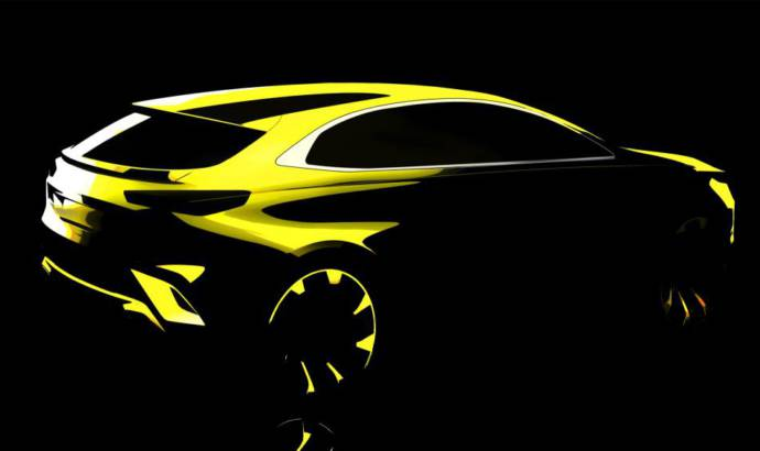 Kia Ceed Crossover to be launched
