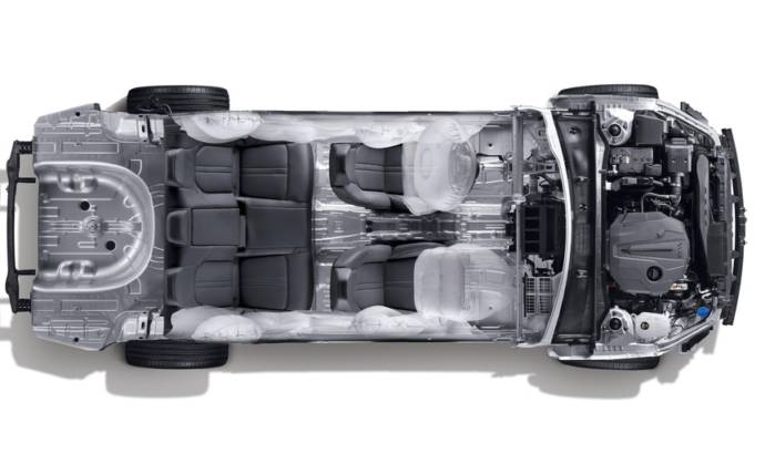 New Hyundai Sonata to feature new platform