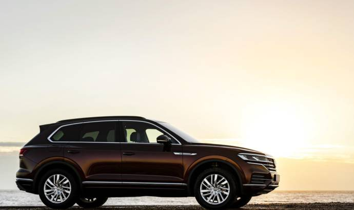 Volkswagen Touareg V6 TFSI with 340 HP is now available for order