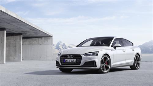 2019 Audi S5 gains V6 TDI engine with 48V electric system