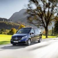 2019 Mercedes-Benz V-Class UK pricing announced