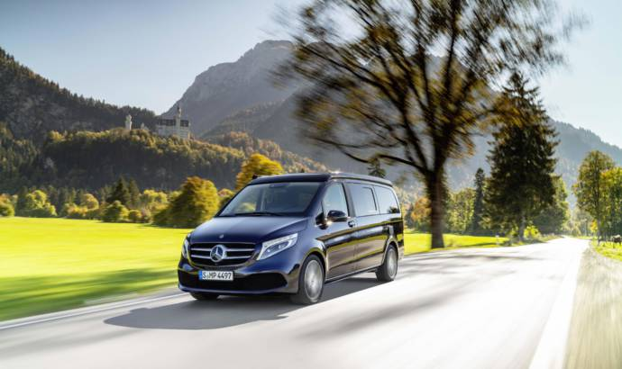 2019 Mercedes-Benz V-Class UK pricing announced