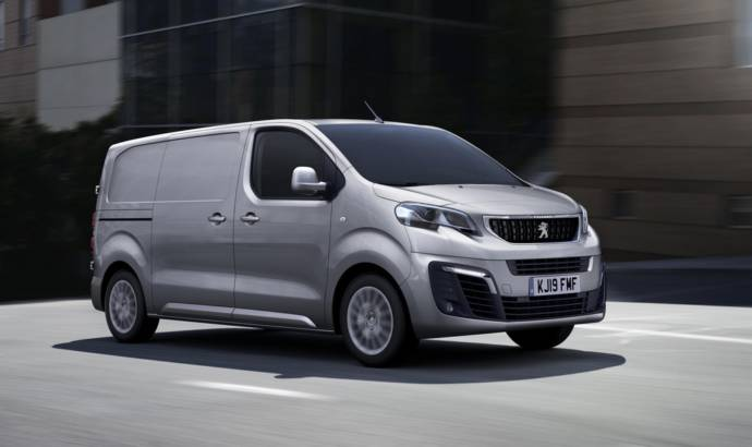 2019 Peugeot Expert introduced with updates
