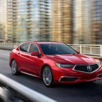 2020 Acura TLX available in the US