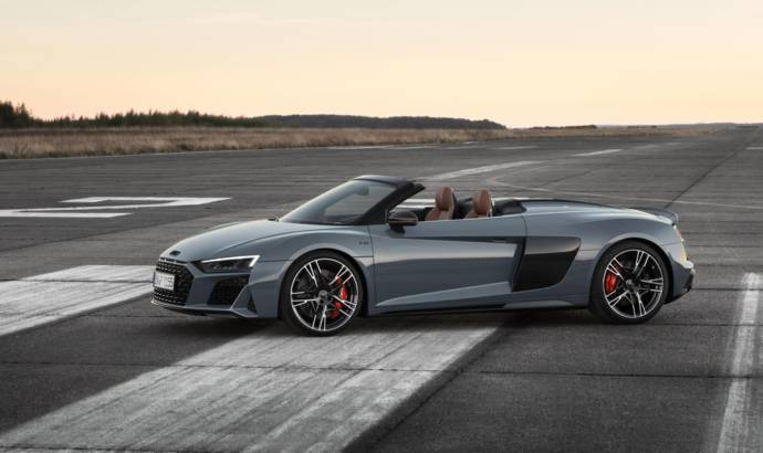 2020 Audi R8 introduced with updates