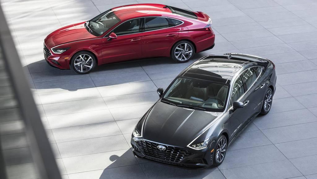 2020 Hyundai Sonata unveiled in New York
