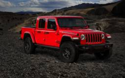2020 Jeep Gladiator Launch Edition available in US