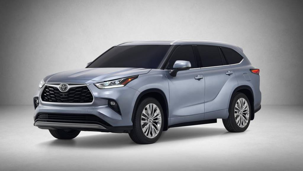 2020 Toyota Highlander and Yaris to be unveiled in New York
