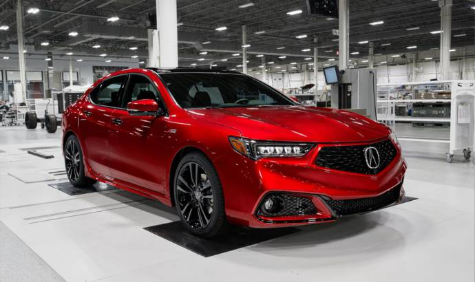 Acura TLX PMC Edition to be launched in New York