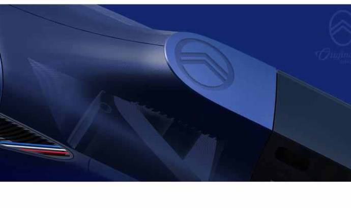 Another teaser picture with the upcoming Citroen centenary concept