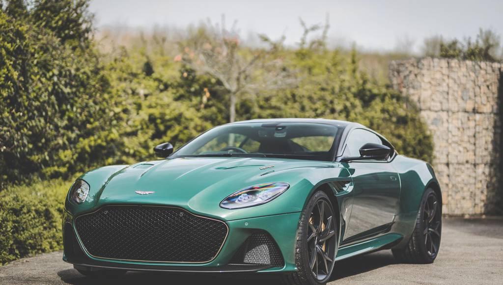 Aston Martin DBS59 introduced as an exclusive model