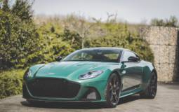 Aston Martin DBS59 introduced as an exclusive model