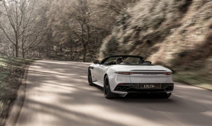 Aston Martin launched the all-new DBS Superleggera Volante