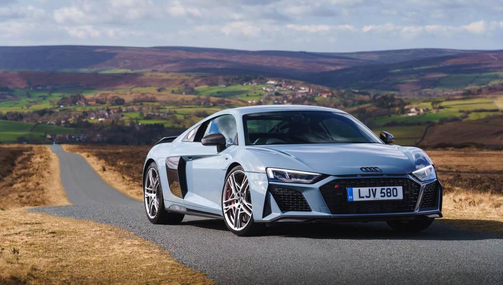 Audi R8 returns to UK market