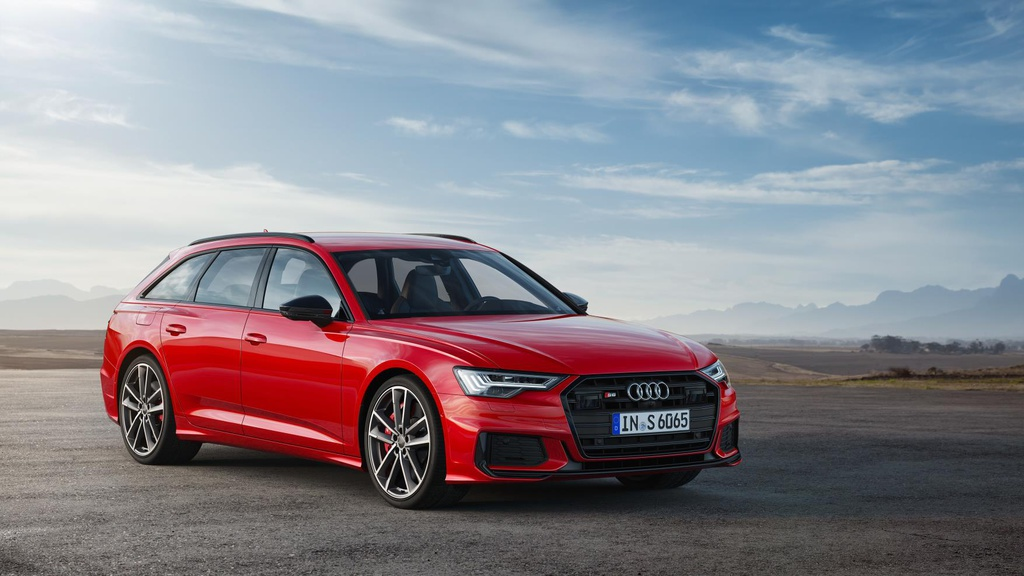 Audi S6 and S7 receive powerful TDI engine in the US